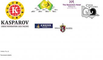 2015 Australasian Masters   Chess Victoria