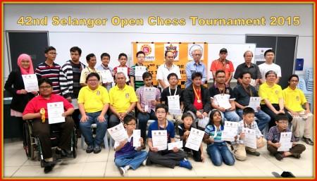 Closing - Prize Winners