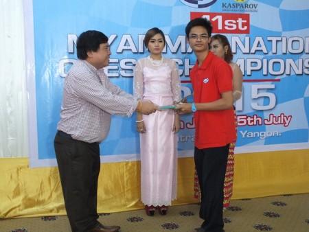 Top 10 (10) - Maung Maung Kyaw Zaw Hein